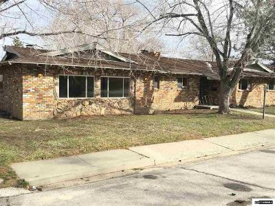 Carson City County Single Family Home Price Reduced: 709 N Richmond Avenue