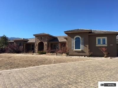 Washoe County Single Family Home For Sale: 14825 Corsica