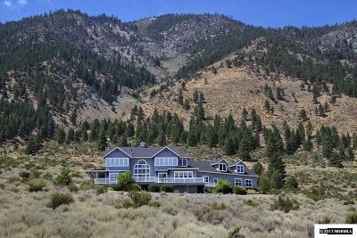 Genoa Single Family Home For Sale: 2521 Eagle Ridge Road