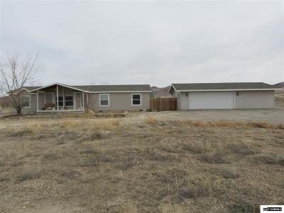 Yerington NV Manufactured Home Sold: $169,000