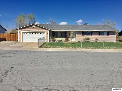 Fernley Single Family Home Active/Pending-Loan: 768 E St