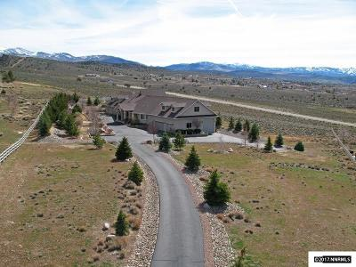 Gardnerville Single Family Home Active/Pending-Loan: 1935 Catherine Court
