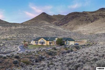Carson City Single Family Home Back On Market: 2600 Merrill Rd.