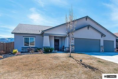 Dayton NV Single Family Home Sold: $330,000