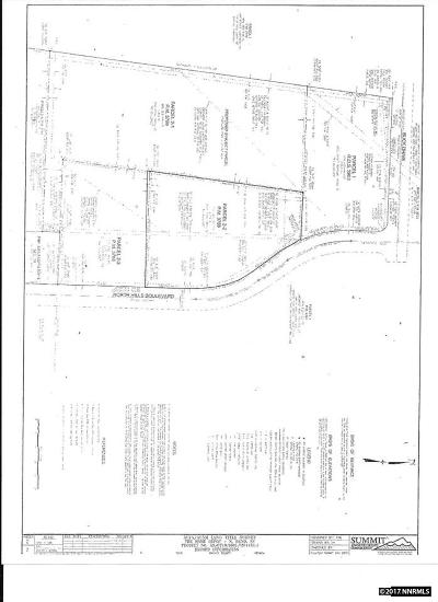 Reno Residential Lots & Land For Sale: North Hills Boulevard