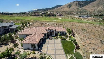 Reno NV Single Family Home Sold: $1,057,000
