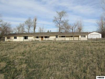 Yerington NV Single Family Home Sold: $175,000