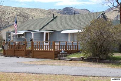 Single Family Home Active/Pending-Loan: 111435 Us Highway 395