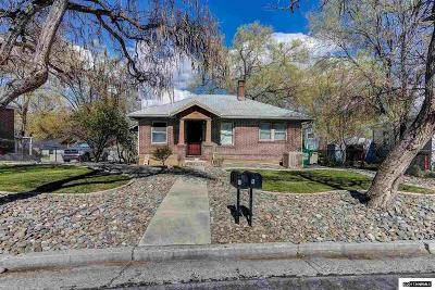 Reno Multi Family Home Price Reduced: 1140 Buena Vista Ave