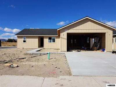 Fernley NV Single Family Home Active/Pending-Loan: $217,900