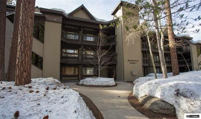Incline Village Condo/Townhouse For Sale: 333 Ski Way #280