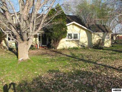 Genoa Single Family Home Active/Pending-Loan: 2241 Pioneer Trail