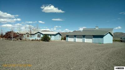 Battle Mountain Manufactured Home For Sale: 1070 3400 East