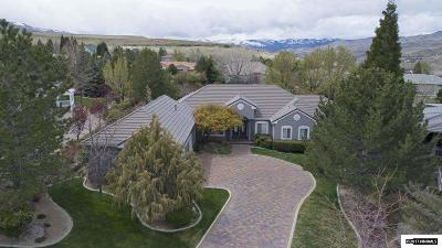 Reno Single Family Home Active/Pending-Call: 4425 Starwood Ct.