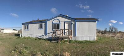 Winnemucca Manufactured Home For Sale: 4655 Rainbow Rd