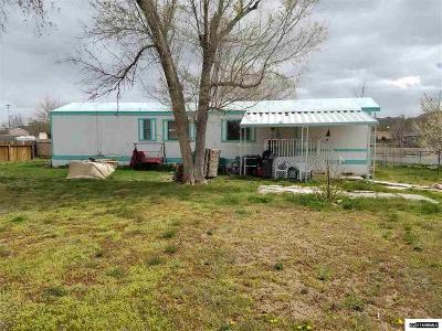 Reno Manufactured Home For Sale: 491 Niles