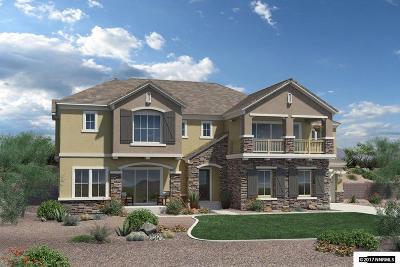 Single Family Home For Sale: 1760 Boulder Ridge Trail #LOT #239