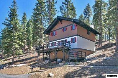 Incline Village Condo/Townhouse For Sale: 1494 Tirol Drive
