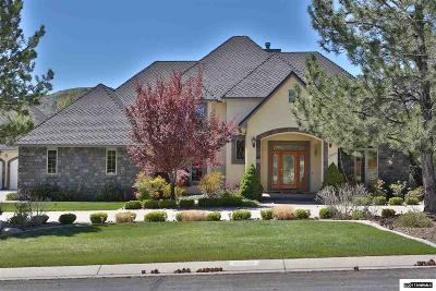 Carson City Single Family Home Price Reduced: 2689 S Wellington