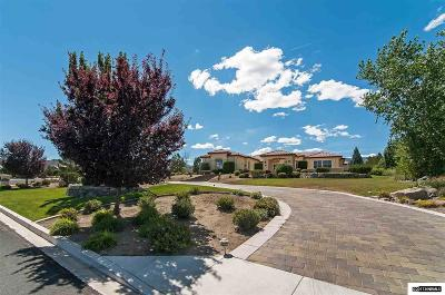 Washoe County Single Family Home Extended: 1220 Springer Court