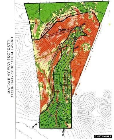 Reno Residential Lots & Land Price Reduced: 9980 Macaulay Way