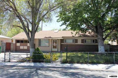 Sparks Single Family Home Active/Pending-Call: 1145 Zephyr Way