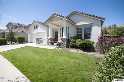 Reno Single Family Home Extended: 8955 Beacon Ridge Trl