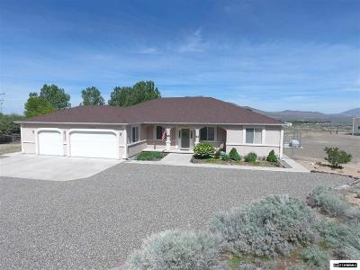 Winnemucca Single Family Home For Sale: 5885 Kluncy Canyon Rd.
