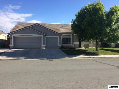 Fernley Single Family Home Active/Pending-Loan: 1619 Picetti