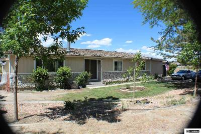 Fernley Single Family Home Extended: 4160 Farm District Rd