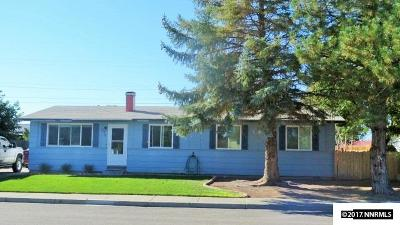Battle Mountain Single Family Home For Sale: 690 E Wilson Ave