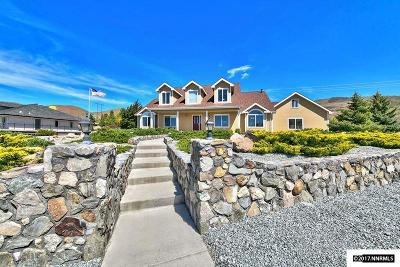 Carson City Single Family Home For Sale: 2550 Merrill Rd.