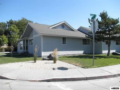 Fallon Multi Family Home For Sale: 428/438 N Taylor Street