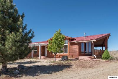 Reno Manufactured Home Active/Pending-Loan: 5455 Peak