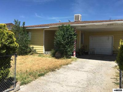 Reno Single Family Home For Sale: 1675 Trainer Way