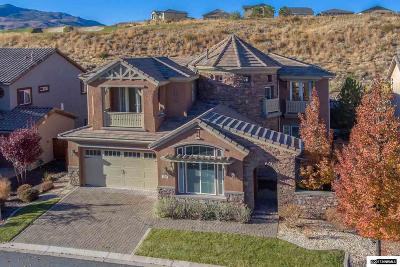 Single Family Home For Sale: 1629 Crescent Pointe Way