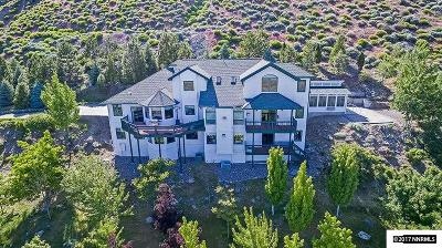 Carson City County Single Family Home For Sale: 608 Copper Springs Court