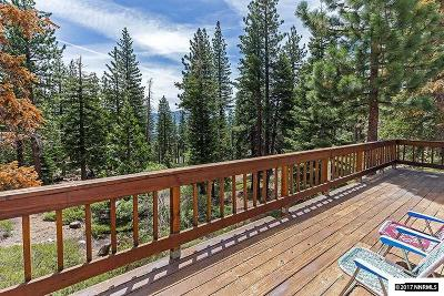 Incline Village Single Family Home Active/Pending-Call: 681 Tumbleweed Circle