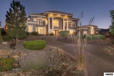 Reno Single Family Home For Sale: 1015 Taos Ranch Court