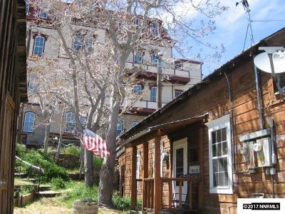 Virginia City Multi Family Home For Sale: 535 S D Street