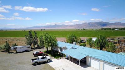 Winnemucca Manufactured Home For Sale: 8520 Grass Valley