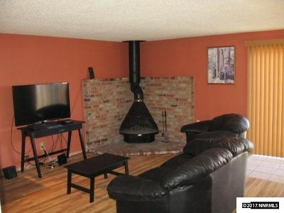 Carson City Condo/Townhouse Active/Pending-Loan: 1317 N Lompa Ln