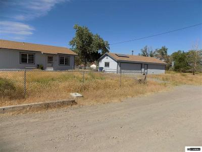Fernley Single Family Home Active/Pending-Loan: 300 Vine St.
