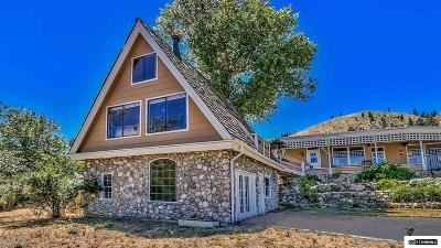 Carson City Single Family Home For Sale: 4200 Kings Canyon Rd