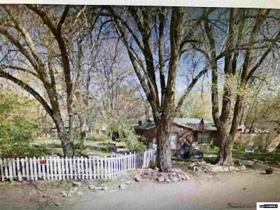 Carson City Multi Family Home For Sale: 221 S. Pratt Ave