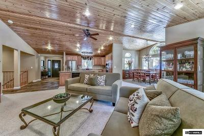 Incline Village Single Family Home For Sale: 1021 Dorcey Dr.