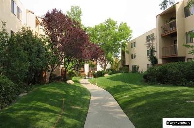 Reno Condo/Townhouse For Sale: 2750 Plumas St. #318