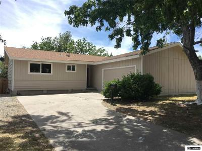 Reno Single Family Home Back On Market: 3460 Bryan Street