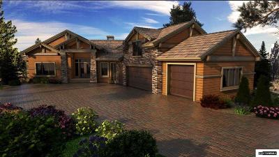 Single Family Home For Sale: 485 Mount Mahogany