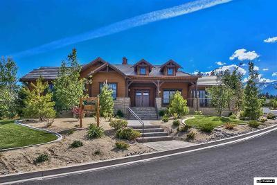 Reno Single Family Home Active/Pending-Call: 5775 Nordend Way